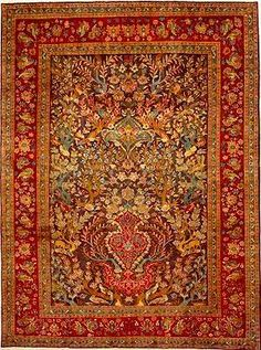 Persian Rugs Guide To Mashhad And East