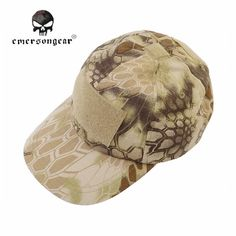 f152dcad4ad Aliexpress.com   Buy EMERSON Military Men Camouflage Baseball Cap Outdoor  Sports Hunting Caps Fishing Paintball Military Hats Headgear EM8715 from  Reliable ...
