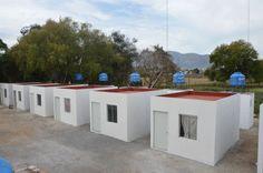 En Nayarit edifican casas del tamaño de un clóset