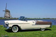 LaSalle Classic Cars | Collectie |  VERKOCHT Chevrolet Bel Air Convertible, VERKOCHT