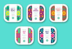 The Latin Baby — The Dieline - Branding & Packaging Design