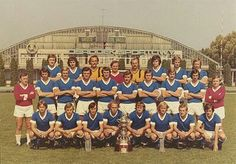 Stal Mielec of Poland team group for Retro Football, Poland, Journey, History, 1970s, Group, Football, Prague, Athlete