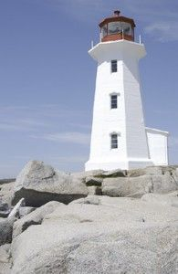 the lighthouse at Cape May-we would get shots of us in front of this. #CapeResortsWedding & #NicoleMillerBridal