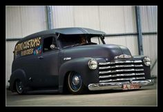 #chevy #advanceddesign #paneltruck