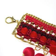 crochet bracelet  | MARGOT & ME