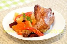 Pekáč s uzenými stehny Turkey, Meat, Food, Turkey Country, Essen, Meals, Yemek, Eten