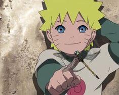 Naruto Uzumaki as a child :3 - Screencap by me.