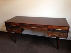 Barker-and-Stonehouse-Hendricks-Mitchell-Wood-Desk-By-Designer-Thomas-Bina