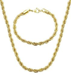 14kt Yellow Gold Solid Rope Chain 1.0 mm Width 18.0 Inch Long (2.6 Grams) by RG&D..|||| #14kt #gold #chain #jewelry #metal #goldchain #whitegold #yellowgold #mens #women #his #her #style #fashion #online #shopping #chains #goldchains #follow #pinterest #richmondgoldanddiamond