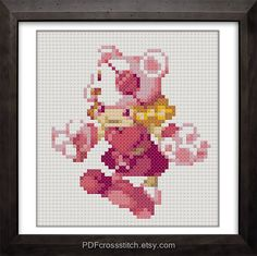 0196Cindy  PDF Cross Stitch pattern  Buy 1 Get 1 by PDFcrossstitch, $6.00