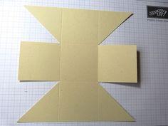 Kreatives Stempeln mit Produkten von Stampin' up! Stampin up, Karten, Verpackungen, Geschenke, Papiertorten
