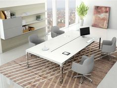 MORE 575 Meeting table by ESTEL GROUP