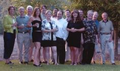 All are Masters of the Academy of General Dentistry here in Georgia. It's our 2005 class.