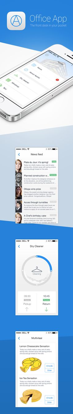 55 Amazing Mobile App UI Designs with Ultimate User Experience - 27