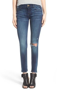 DL1961 'Florence' Instasculpt Skinny Jeans (Seymour) available at #Nordstrom