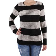 Pulover Dama STITCH&SOUL Astrid Pullover, Stitch, Sweaters, Fashion, Moda, Full Stop, Fashion Styles, Sweater, Fashion Illustrations