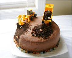 Top 10 Tough Looking Birthday Cakes For Boys