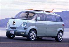 Rumors VW Microbus to be released in 2014 or 2015