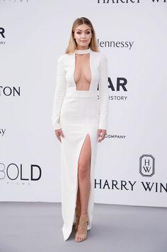 Gala amfAR 2015 en Cannes, las mejor vestidas de la alfombra roja