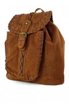 Chicwish Camel Knit Backpack - Goods - Retro, Indie and Unique Fashion