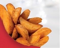 KFC Potato Wedges (fries) CopyCat Recipe