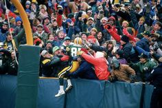 Bridgestone Perfomance Moments in Time: Packers vs. Bears in Wisconsin