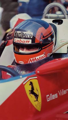 Formula 1, Belgian Grand Prix, Gilles Villeneuve, Ajin, Ferrari F1, F1 Drivers, F1 Racing, Car And Driver, Nascar
