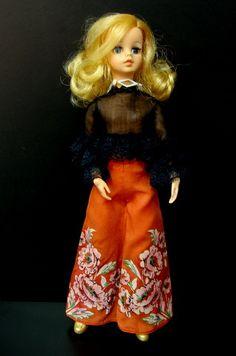 Boneca Susi 70s