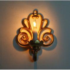 """""""Regency"""" Wall Sconce - For Club Members Wall Lights, Ceiling Lights, Regency, Wall Sconces, Light Up, Glass Art, Lamps, Scale, Chandelier"""