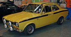 Mk1 Escort Escort Mk1, Ford Escort, Cars Motorcycles, Cool Cars, Old School, Classic Cars, Automobile, Mexico, Mk 1