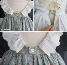 Шьем платье для девочки