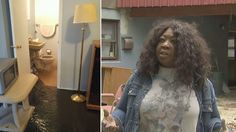 """Sewer line breaks, #floods #woman""""s home with """"Niagara Falls"""" of #feces..."""