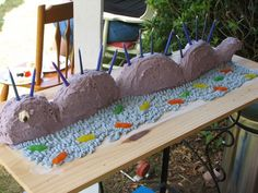Fun ideas from an under the sea birthday party flashback