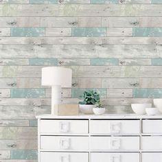 Beachwood Wallpaper Wall Decal