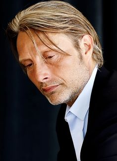 Mads Mikkelsen as Gabriel Fletcher Most Beautiful Man, Beautiful People, Hannibal Lecter, Hugh Dancy, Mads Mikkelsen, Gary Oldman, Perfect Man, Michael Fassbender, Keanu Reeves
