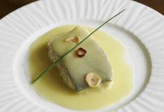 Bacalao con salsa cremosa de limón | Cantabria | Spain