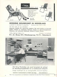 string 1956 Goed wonen