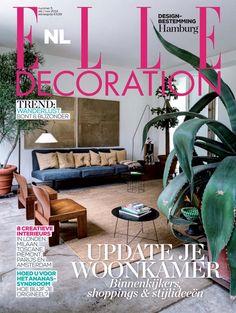 Cover 5 - 2014   ELLE Decoration NL