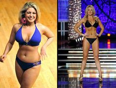 Instead of Victoria's Secret models for inspiration, take a look at Miss Brooklyn of 2010 to now Miss America 2013! Anyone can make a change it just takes a little effort and dedication!