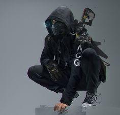 ArtStation - acg sniper remastered, Yoshimitszu