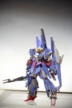 """Customized HGBF 1/144 Lightning Z Gundam ~ """"Zeta OG"""" – Gunpla Nederland"""