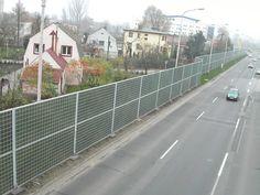 Protihlukové bariéry CETRIS.