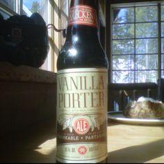 Vanilla Porter, Breckenridge Brewery My new favorite beer!