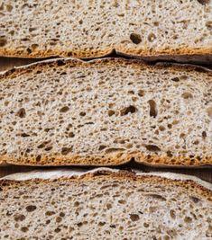 Chleb rustykalny Hamelmana - przepis ze Strefa Wypieków Banoffee Pie, Bread