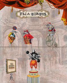 the flea theme