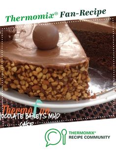 Chocolate Baileys Mud Cake - ThermoFun by leonie. A Thermomix <sup>®</sup> recipe in the category Desserts & sweets on www.recipecommunity.com.au, the Thermomix <sup>®</sup> Community.