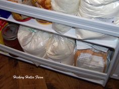 Hickery Holler Farm: Pantry On A Budget Part One