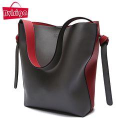 2837b5afcc1 BVLRIGA bolsas de luxo mulheres sacos de designer Bolsa De Couro Amarelo  bolsa de ombro Fêmea