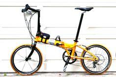 RunTri: Dahon Speed Pro TT Folding Bike: The Rave Review