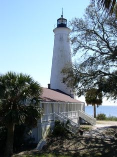 St Marks lighthouse is the second oldest lighthouse in Florida, dating back to 1831. It is in the St Marks National Wildlife Refuge, and is on the U.S. National Register of Historic Places.